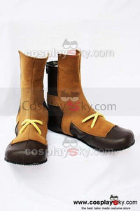 Ys 7 Eric Cosplay Boots Shoes Custom Made