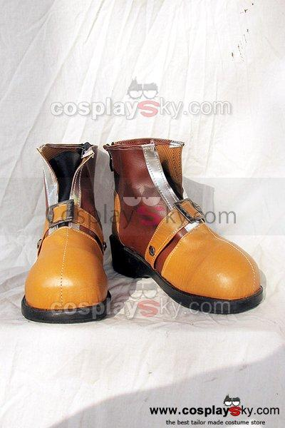 Ys Origin Eolia Cosplay Boots Shoes Custom Made