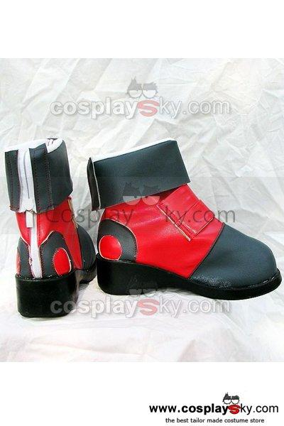 Yu Gi Oh GX Judai Yuki Anime Cosplay Boots shoes