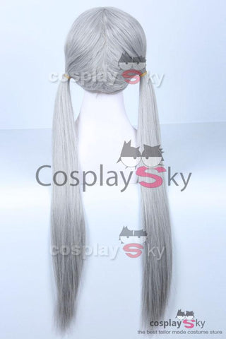 Zootopia Rabbit Judy Long Cosplay Wigs Ver.2