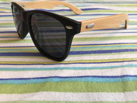 Mens Womens Wooden Retro Vintage Fashion Summer Glasses Bamboo Sunglasses - Bagssaccessories