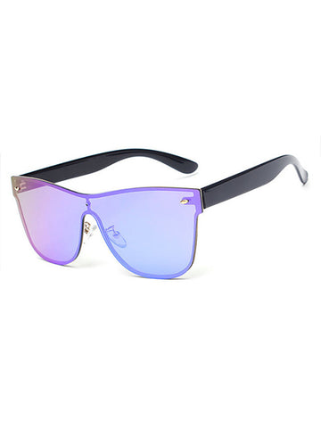 Fashion Plastic Sunglasses