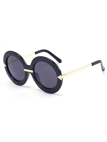 Punk Resin Sunglasses