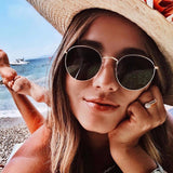 Fashion Resin Sunglasses