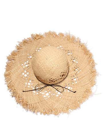 Trendy Straw Hats