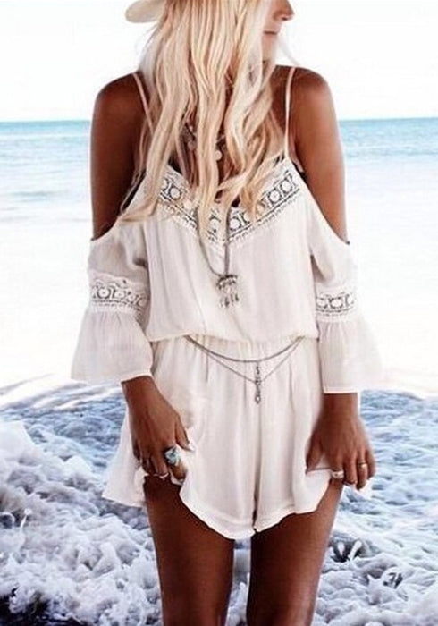 Chiffon Solid Swimwear Ladies Beach Sexy Beach Cover Up