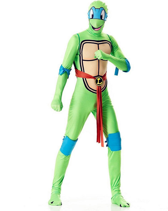 Adult Teenage Mutant Ninja Turtles Cosplay Costume