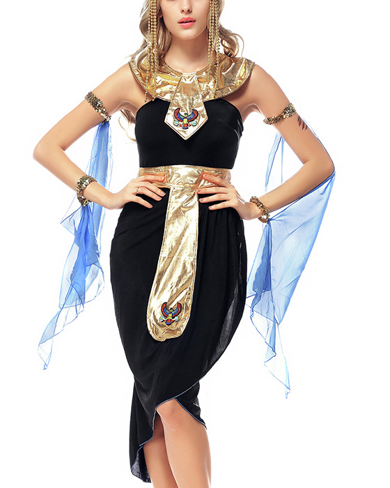 Women's Halloween Costume Arabia Goddess Cosplay Dress Cosplay Costume