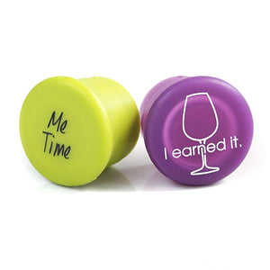 Reusable Wine Bottle Cap - by CapaBunga
