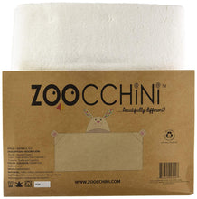 Bunny White Hooded Towel by Zoocchini