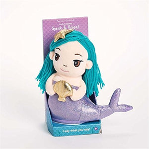 Speak-Repeat Plush Mermaid, Speak-Repeat
