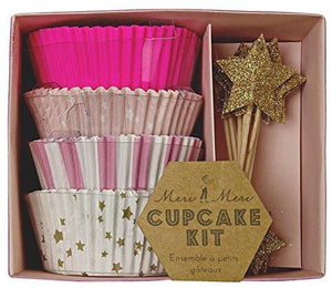 Cupcake Kit - Pink by Meri Meri