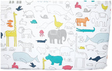 Crib Sheet - Noah's Ark by Pehr Designs