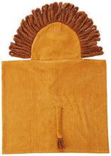 Lion Wheat Hooded Towel by Zoocchini