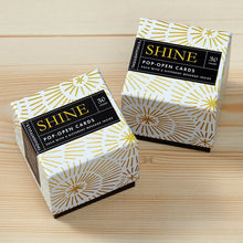 "Pop Open Cards ""Shine"""