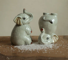 Salt and Pepper Shakers, Elephants by Creative Co-op