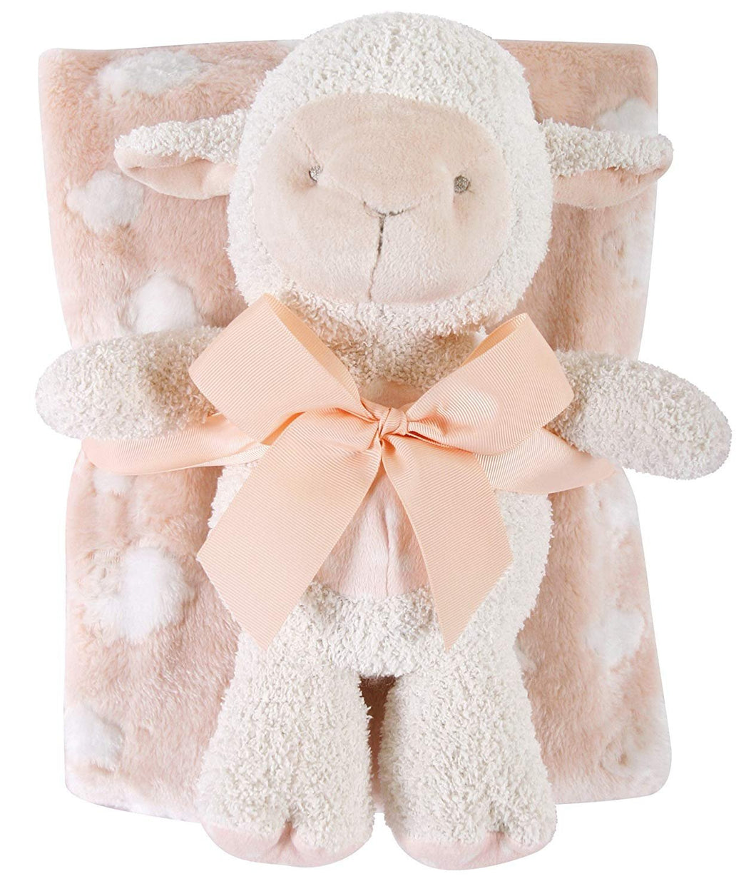 Blanket and Plush Toy Set by Stephan Baby