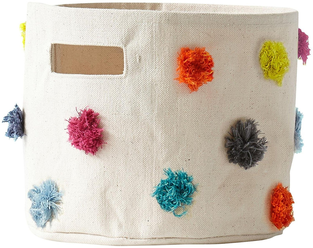 Storage Mini- Multi Pom Pom by Pehr Designs