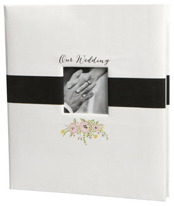 Wedding Photo Album By C.R. Gibson