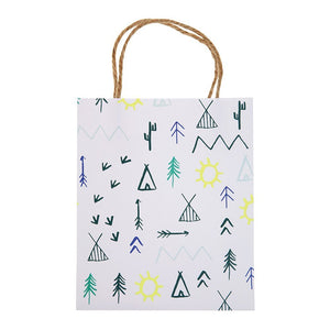 Gift Bags, Let's, Explore by Meri Meri