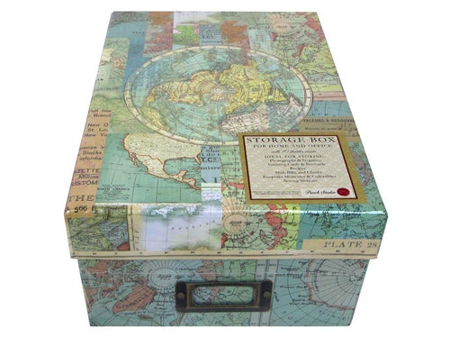 Photo Box, World Atlas by Punch Studio
