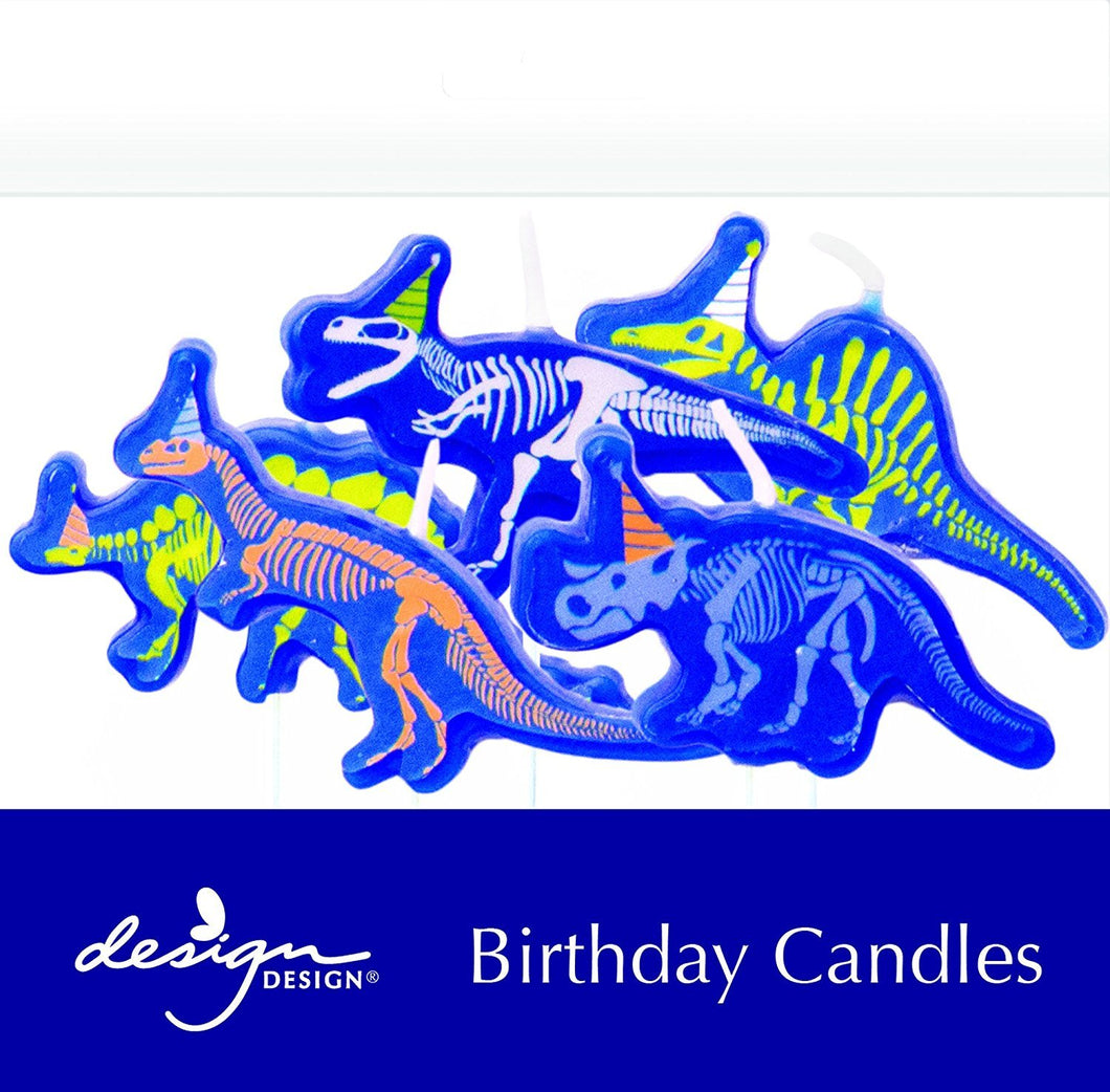 Birthday Candles,Dino-Mite by Design Design