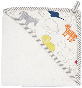 Hooded Towel - Noah's Ark by Pehr Designs