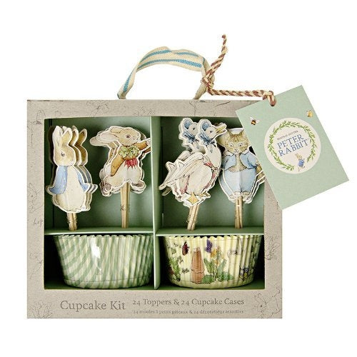 Cupcake Kit - Peter Rabbit by Meri Meri
