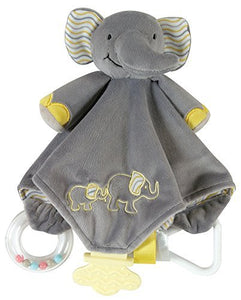 Chewbie Security Blanket, Grey Elephant by Stephan Baby