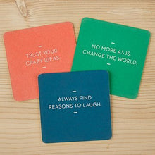 Motto Cards by Compendium