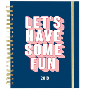 PLanner, Let's Have Some Fun Large by Graphique