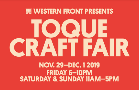 Toque at the western front poster