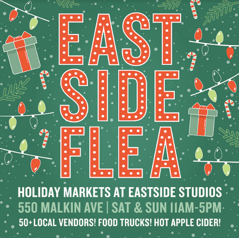 Eastside Flea poster