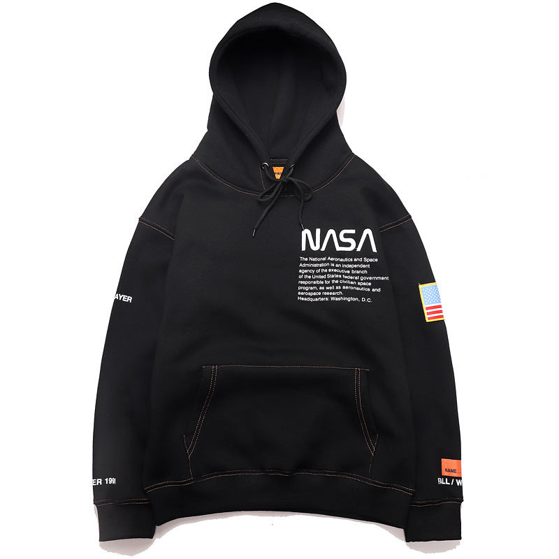 NASA Pullover Hoodie - Ice Cold Lmnd NASA Pullover Hoodie