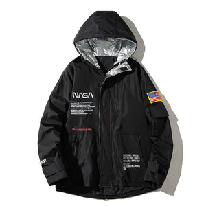2020 NASA Windbreaker - Ice Cold Lmnd 2020 NASA Windbreaker