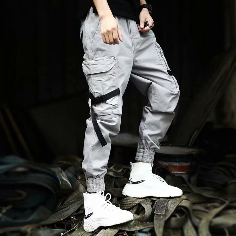 Big Pocket Cargo Pants - Ice Cold Lmnd Big Pocket Cargo Pants