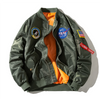 NASA Bomber Lightweight Jacket III - Ice Cold Lmnd NASA Bomber Lightweight Jacket III