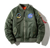 NASA Bomber Thick Jacket III - Ice Cold Lmnd NASA Bomber Thick Jacket III