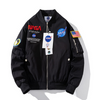 NASA Star Bomber Thin Jacket - Ice Cold Lmnd NASA Star Bomber Thin Jacket
