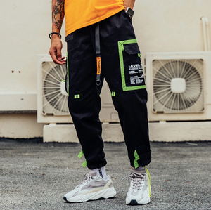 Revive Casual Joggers - Ice Cold Lmnd Revive Casual Joggers