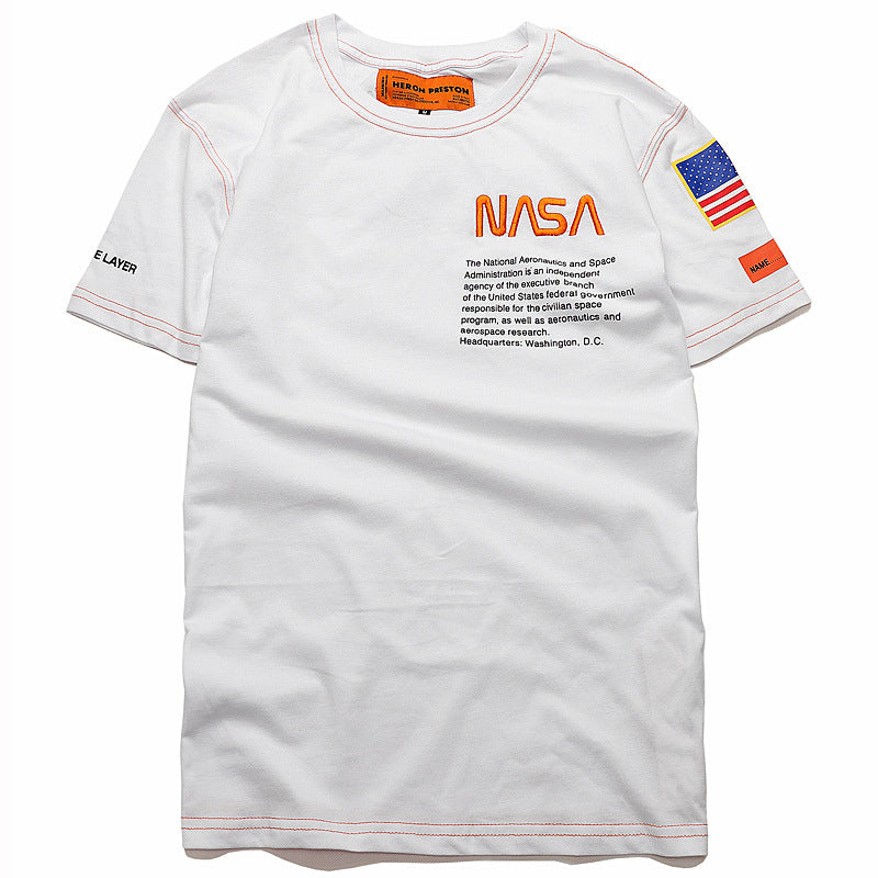 NASA Tee - Ice Cold Lmnd NASA Tee