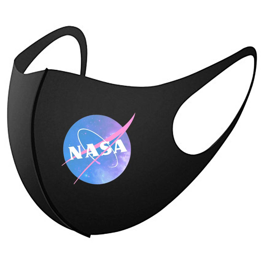 NASA Sky Face Mask - Ice Cold Lmnd NASA Sky Face Mask