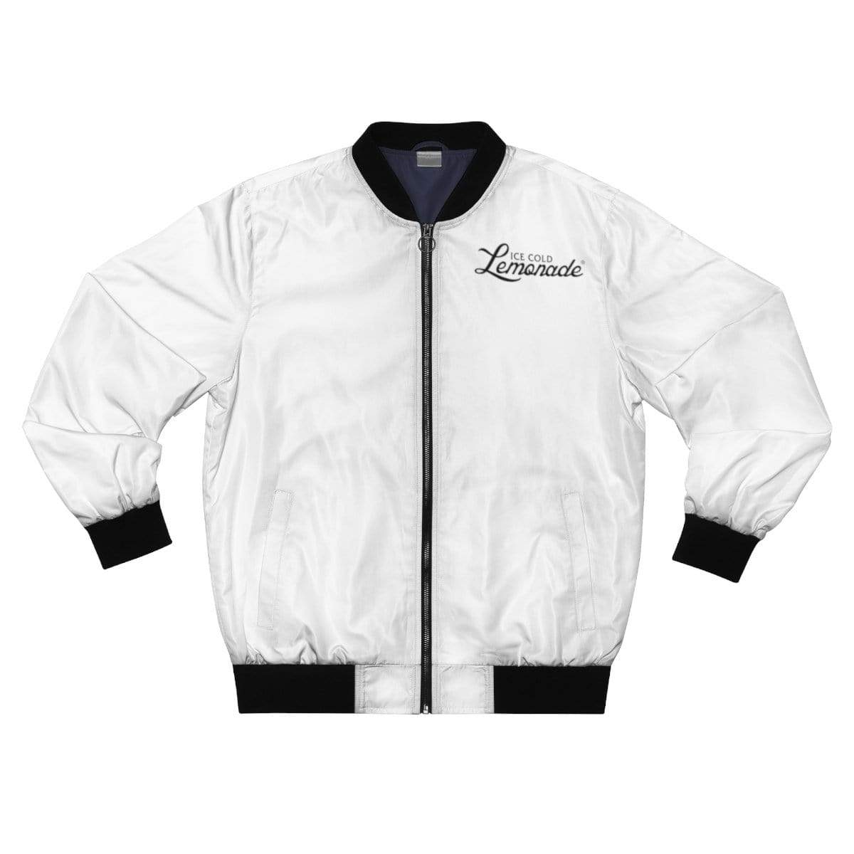 Ice Cold Lemonade Bomber Jacket - Ice Cold Lmnd Ice Cold Lemonade Bomber Jacket