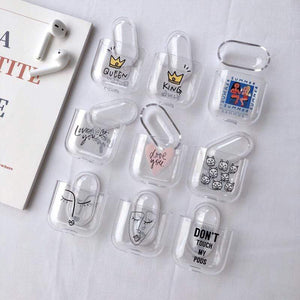 Assorted Hard Case AirPods Cases - Ice Cold Lmnd Assorted Hard Case AirPods Cases