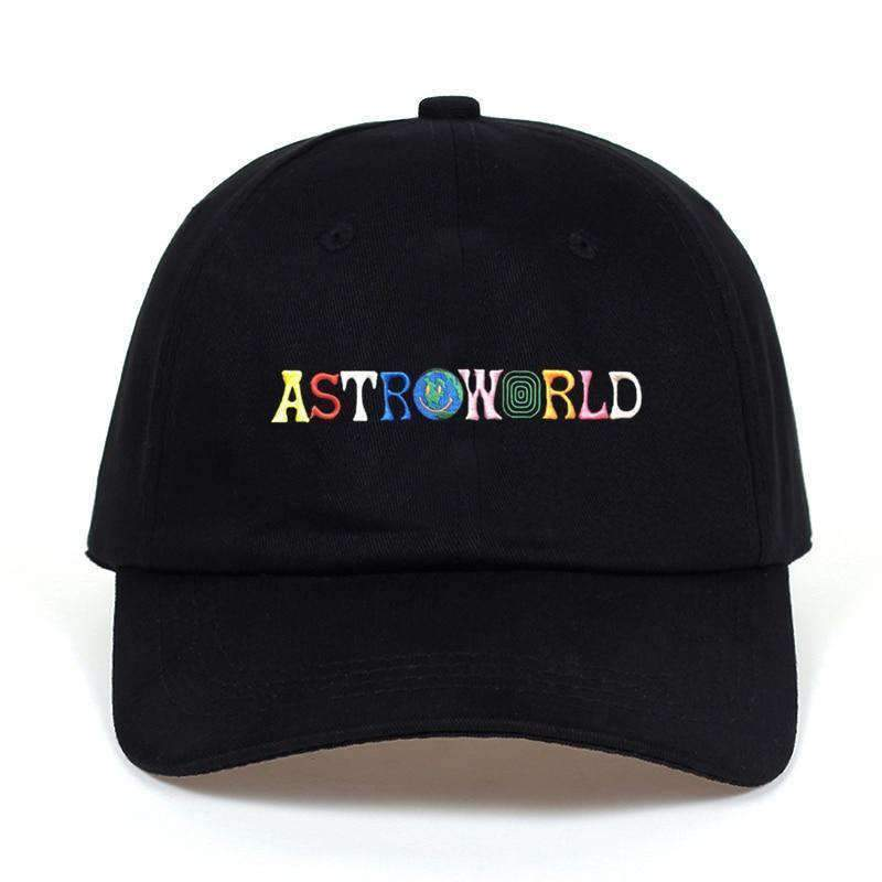 ASTROWORLD Dad Hat - Ice Cold Lmnd ASTROWORLD Dad Hat