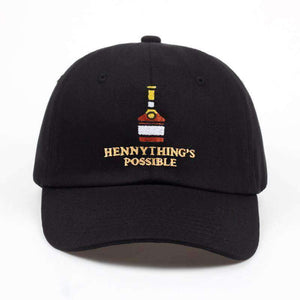 Hennything's Possible Dad Hat - Ice Cold Lmnd Hennything's Possible Dad Hat