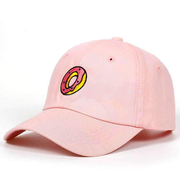 Ice Cold Lmnd hat Black mmmm Doughnuts Dad Hat ice cold lmnd streetwear