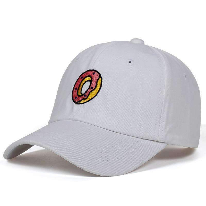 mmmm Doughnuts Dad Hat - Ice Cold Lmnd mmmm Doughnuts Dad Hat