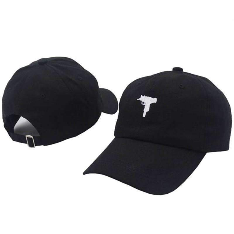 Uzi Dad Hat - Ice Cold Lmnd Uzi Dad Hat