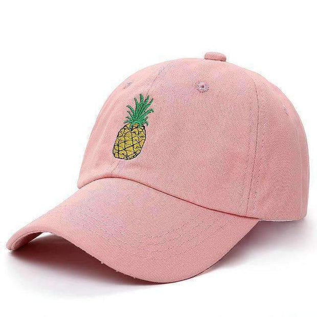 Ice Cold Lmnd hat Pink Pineapple Dad Hat ice cold lmnd streetwear